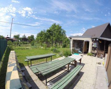 Záhradná chatka v Žiline, Horevažie