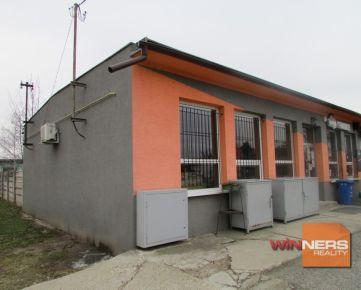 Na predaj komerčný objekt v obci Dolné Zelenice