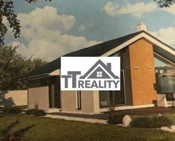 Predaj novostavby - bungalov v obci Suchá nad Parnou euroline S1401 z vo výstavbe