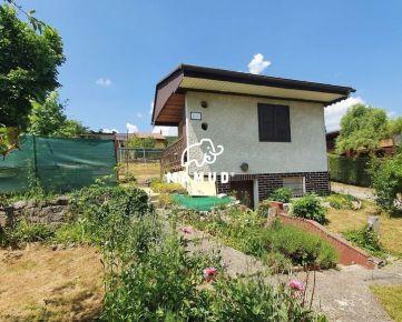 Záhradná chatka v tichom prostredí, Mojšová Lúčka, pozemok 482m²