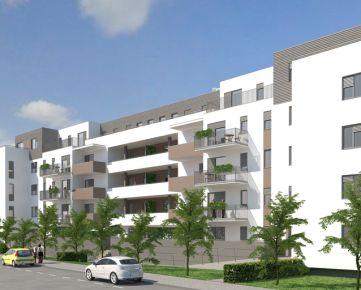 IMPEREAL - Predaj 2 izb. byt 2/5p. 66,59 m2 PANORAMA - Nitra