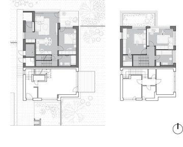 Záhradné sady: 4 izbový byt s 261 m2 záhradou v novej rezidenčnej štvrti v Prešove