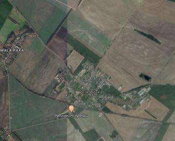 Hľadáme súrne pozemok vo Veľkej Pake a v Eliášovciach