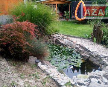 Mobilný dom s krásnou záhradou v Devíne je na predaj