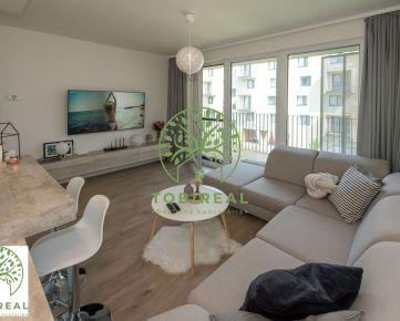 2 izbový byt v novostavbe s terasou, Košice - Nová Terasa II