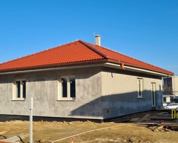 Novostavba rodinného domu v zhotovení štandard za výbornú cenu