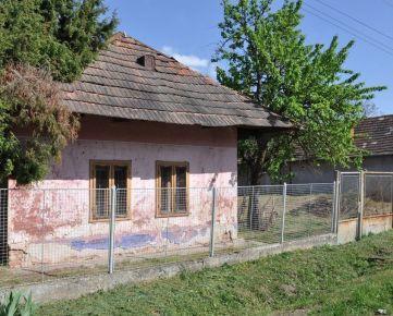 Rezervovaný - Vidiecky rodinný dom spekným pozemkom