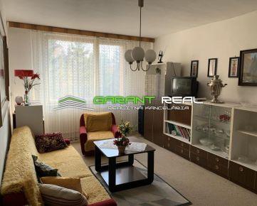 GARANT REAL predaj 2-izbový byt, 57 m2 s loggiou 4 m2, Medzilaborce
