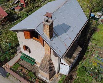 Tehlová chata neďaleko golfového ihriska Malá Ida, Košice - okolie