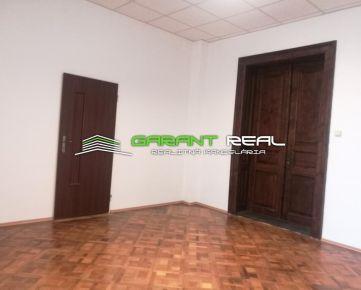 GARANT REAL - prenájom kancelársky priestor, 13 a 21 m2, Vajanského ulica, Prešov