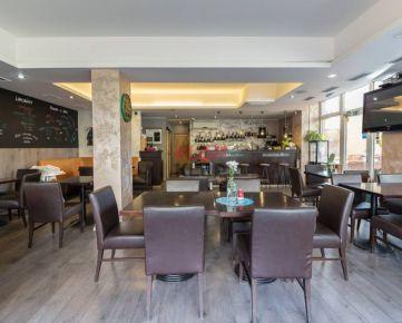 ODKÚPTE si PRÍJEMNÚ reštauráciu s VEĽKOU TERASOU v Petržalke