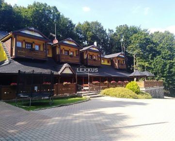 LEXXUS-PREDAJ, štýlová reštaurácia KOLIBA-EXPO, Bratislava-Nové mesto.