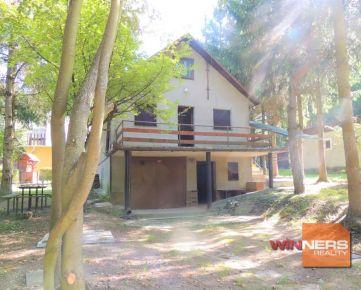 Na predaj, murovaná chata, Buková