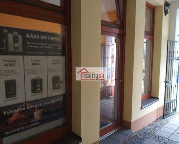 Na Prenajom Trenčín Centrum obchodny priestor