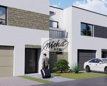 Rodinný dom v novostavbe v Nitre pod Zoborom