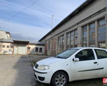 Direct Real - Predaj skladových a výrobných priestorov v Nitre na Priemyselnej ul.