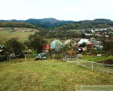Veľký pozemok (2286 m2), Jakovany