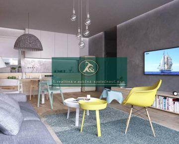 Aukcia - trojizbový podkrovný byt, výmera 79m², Trnávka