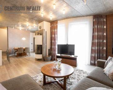 Reprezentatívny slnečný 3-izbový byt v lukratívnej lokalite, 2x garážové miesto