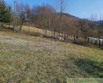 Stavebný pozemok v prírodnom prostredí v Lysej pod Makytou na predaj