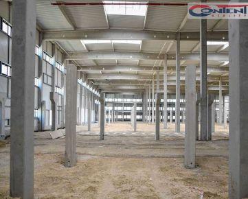 Prenájom skladových priestorov 4.645 m2, Trnava