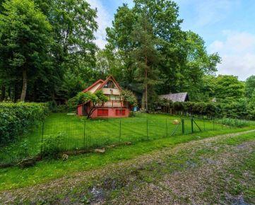 Direct Real - REZERVOVANÉ Romantická chata na predaj v Pezinku, časť Stupy