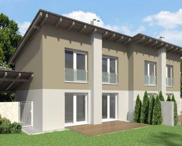 5-izbový rodinný dom ( dvojdom)