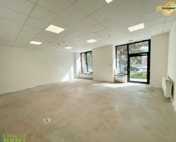 Na prenájom obchodný priestor 90 m2 na Hlinách v Žiline