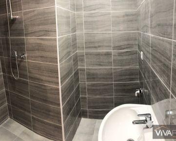 VIVAREAL* KOMPLETNE A NOVO PREROBENÝ 1 izb. byt, výmera cca 34m2, Na Hôrke, Nitra