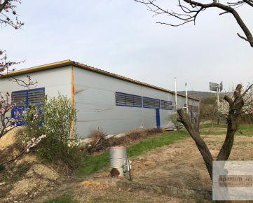 Apartim s.r.o predá výrobnú halu v Rači na Rybničnej ulici