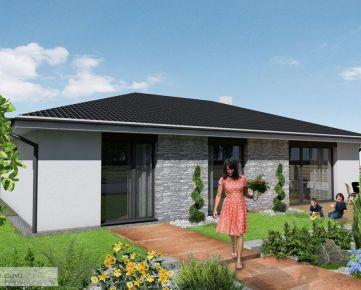 púpava development - 4 izbové rodinné domy - novostavba s pozemkom - PROJEKT ŠTVORLÍSTKY