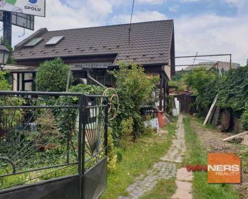 Ponúkame Vám na predaj rodinný dom vhodný na podnikanie a zároveň aj bývanie v Košiciach na Prešovskej ceste.