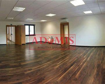 ADOMIS – Prenájom kancelarií v administratívnej budove, 223m2 Košice – Staré Mesto