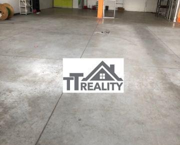 Prenájom skladového priestoru - ľahšia výroba areál TAZ