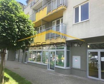Predaj obchodný priestor v novostavbe Čerešňová ulica, Čierna Voda