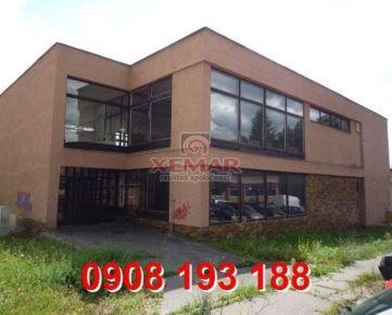Na predaj komerčný objekt vo Zvolene časti Podborová