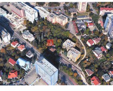 Stavebný pozemok  Bratislava Nové Mesto na predaj