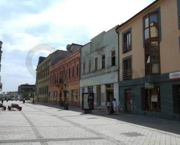 Predaj domu Nitra, pešia zóna.