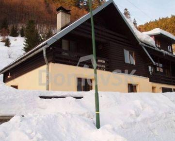 RD -rodinný penzión Nízke Tatry,na bývanie aj podnikanie-dobrá investícia