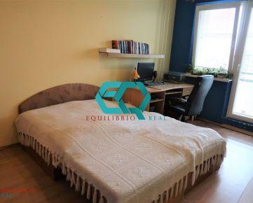 Slnečný 3 - izbový byt v meste Košice – Ťahanovce s pekným výhľadom