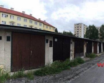 Ponúkame na predaj murovanú garáž vo Zvolene na ulici E. M. Šoltésovej