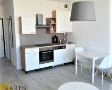 Predaj – 1 izbový apartmánový byt s balkónom  v projekte Slnečnice - ul. Zuzany Chalupovej - BA V. TOP PONUKA !
