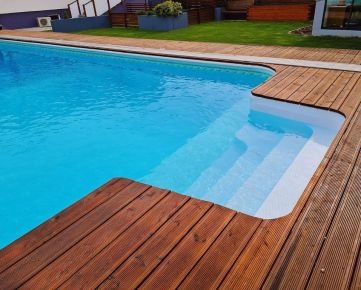 Exkluzívne bývanie, morský bazén, sauna, letná kuchyňa, dielňa, garáž..