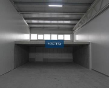 Sklad na prenájom v novostavbe o ploche 203 m2