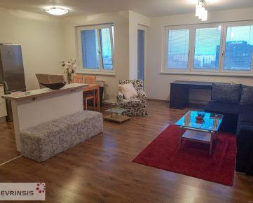 Pekný 3 izbový byt na prenájom v novostavbe, blízko centra mesta.