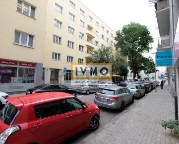 Prenájom obchodný priestor 54m2, Heydukova ul., centrum, BA I - Staré Mesto, variabilné možnosti využitia, 2x výklad, vhodné aj ako showroom alebo kancelársky priestor