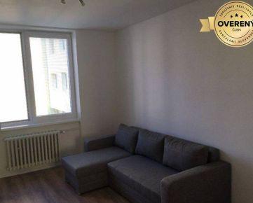 Prenájom 2-izbového bytu v Bratislava-Vrakuňa na ulici Košická