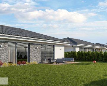 púpava development - 4 izbový rodinný dom s garážou - novostavba s pozemkom - PROJEKT ŠTVORLÍSTKY