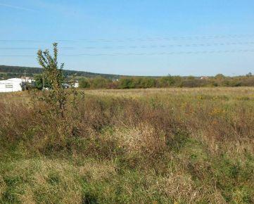 Ponúkame na predaj pozemky v Košiciach 10 000 m2 len za 6 eur/m2 .