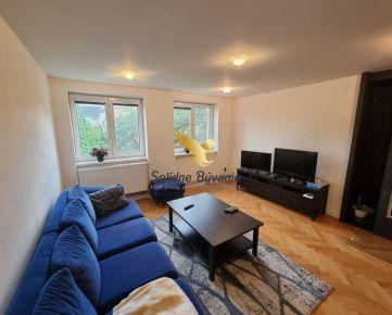 Veľký 2 izbový byt v tichom prostredí